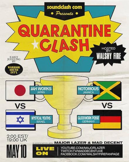 Quarantine Clash 2020 - Quarter Final #2