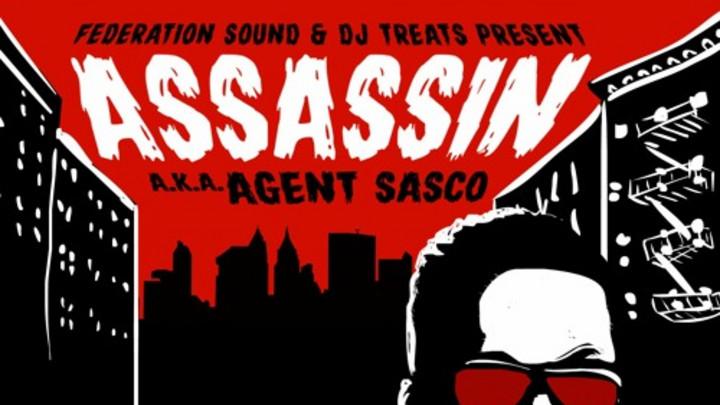 Agent Sasco - Red Light (Mixtape by Federation Sound & DJ Treats) [8/7/2020]