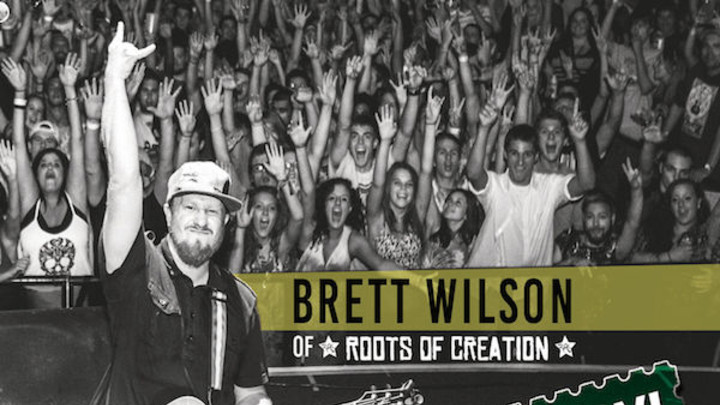 Brett Wilson of Roots of Creation - Get Ready (Live) [11/28/2016]