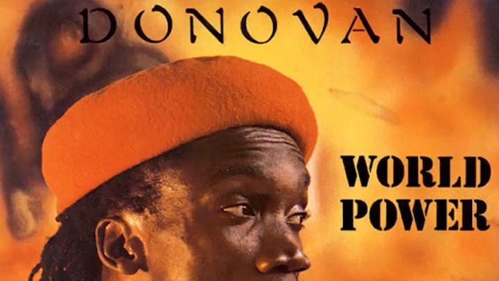Donovan - World Power (Full Album) [7/1/1988]
