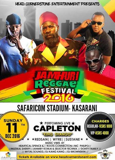 Jahmuri Reggae Festival 2016