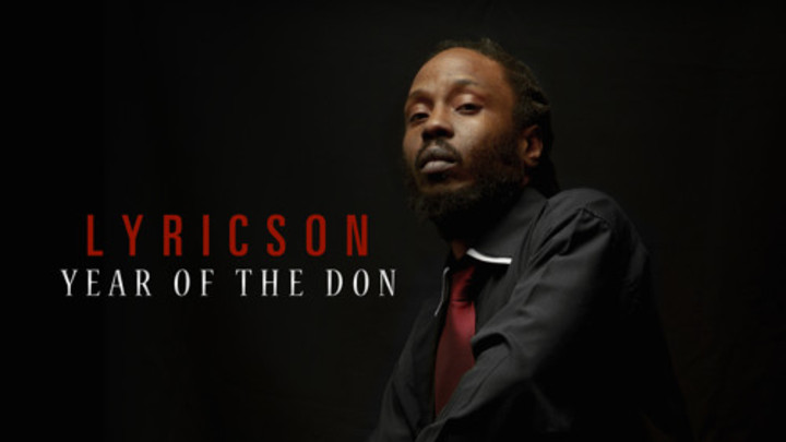Lyricson - Year Of The Don (Album Snippet) [4/26/2015]