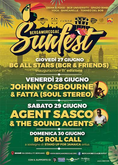 Bergamo Reggae Sunfest 2019