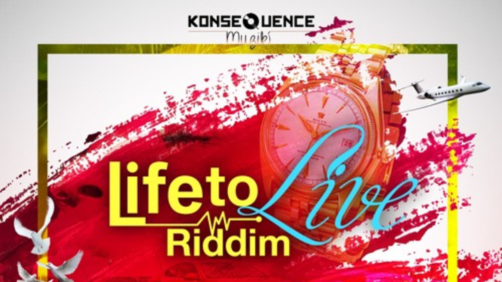 Life To Live Riddim Mix [3/21/2016]