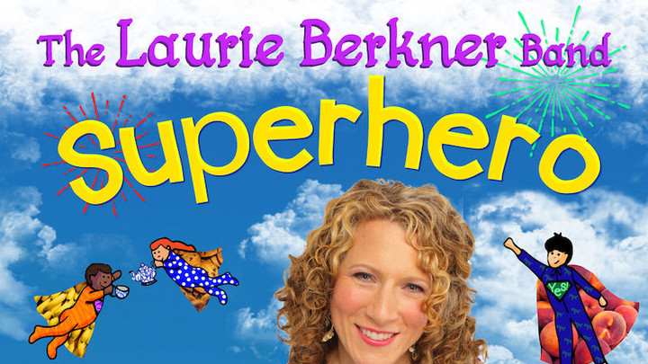 The Laurie Berkner Band feat. Ziggy Marley - My My Marisol [9/23/2016]