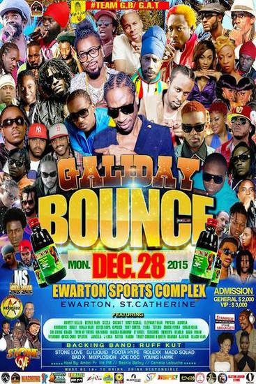 Galiday Bounce 2015