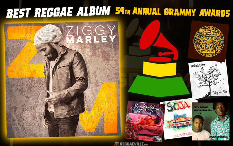 News: Ziggy Marley
