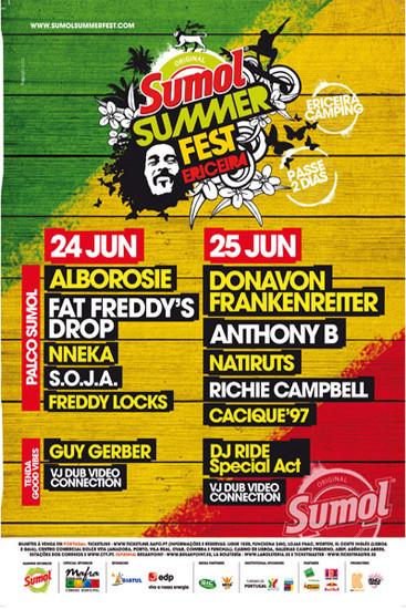 Sumol Summer Fest 2011