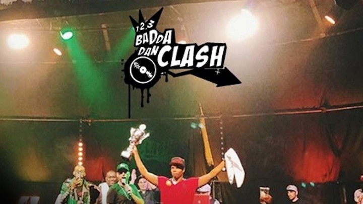 Champion Squad - 1-2-3 Badda Dan Clash 2018 Dubplate Mix [10/4/2018]