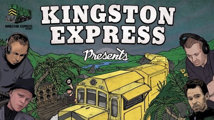 Kingston Express - Kingston Connection The Remixes EP (Full Album) [9/22/2017]