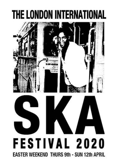 POSTPONED: London International Ska Festival 2020