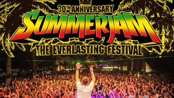 SummerJam Dancehall Arena with Jugglerz, Pow Pow, Sentinel & Talawah [7/4/2015]