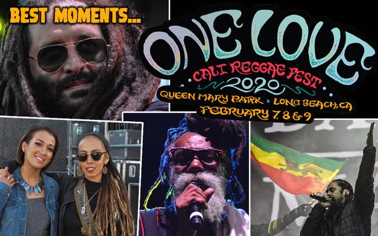 Best Moments... One Love Cali Reggae Fest 2020