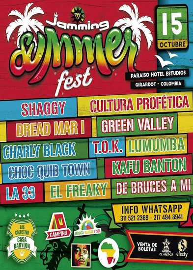 Jamming Summer Festival 2017