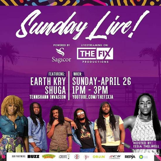 Sunday Live! #5 2020