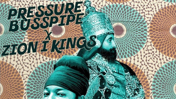 Pressure Busspipe - Never Left (Zion I Kings Remix) [10/30/2020]