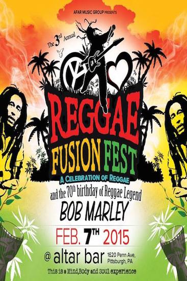 Reggae Fusion Fest 2015