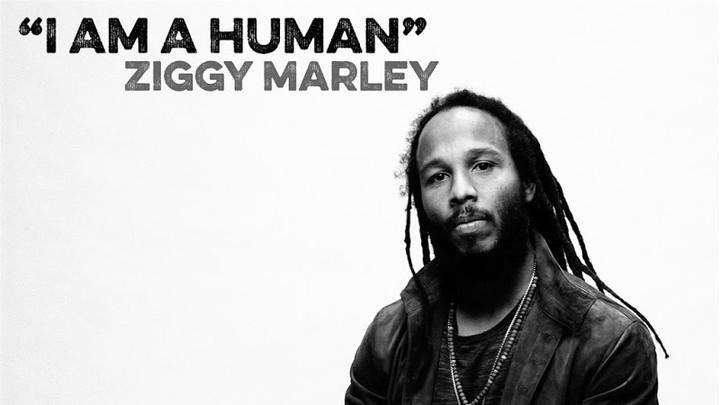 Ziggy Marley - I Am A Human [1/1/2017]