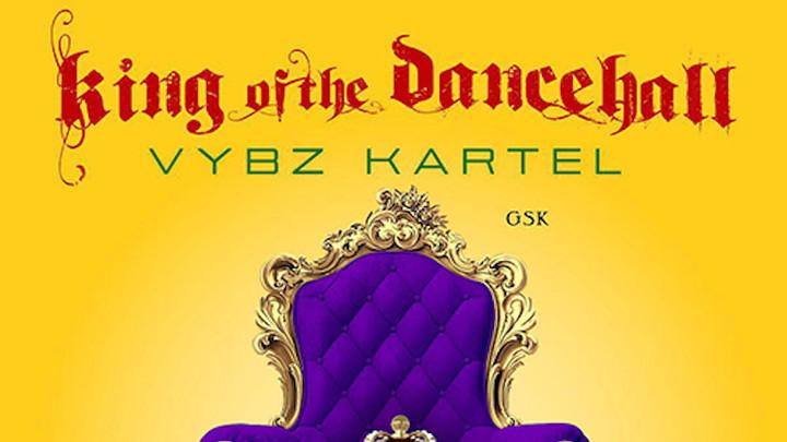 Listen: Vybz Kartel - King Of The Dancehall (Full Album)