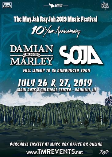 Damian Marley 7-26-2019