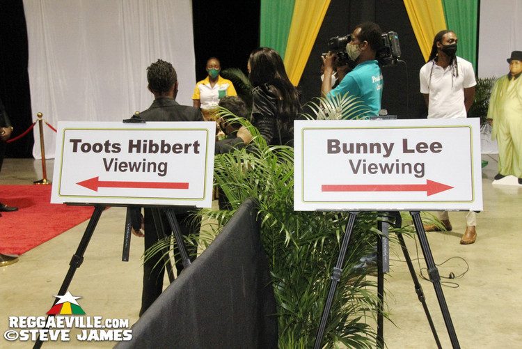 Toots Hibbert & Bunny Lee Viewing