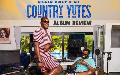 Album Review: Usain Bolt & NJ - Country Yutes
