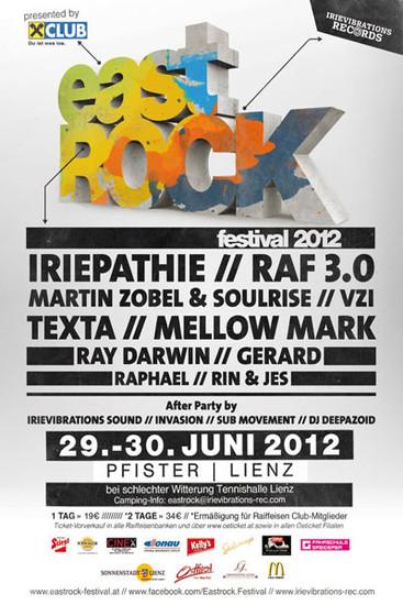 Eastrock 2012