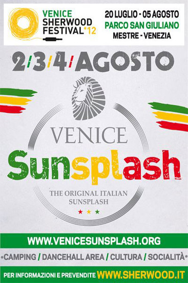 Venice Sunsplash 2012