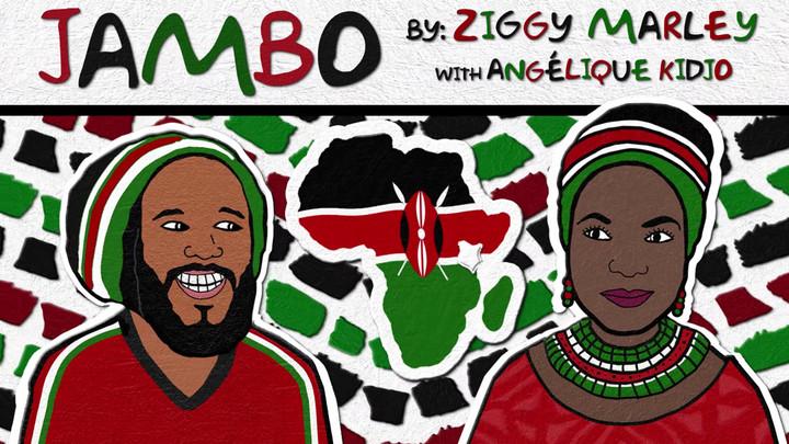 Ziggy Marley feat. Angélique Kidjo - Jambo [8/14/2020]