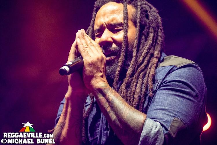 Ky-Mani Marley & Chronixx @Reggae Sun Ska 2017