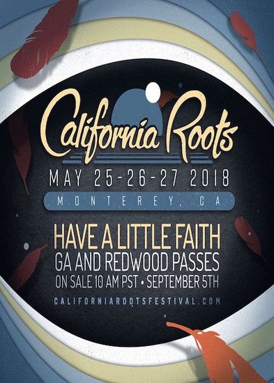 California Roots Festival 2018