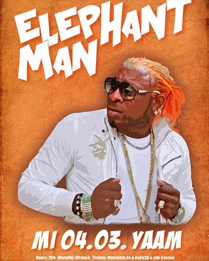Elephant Man 3-4-2020