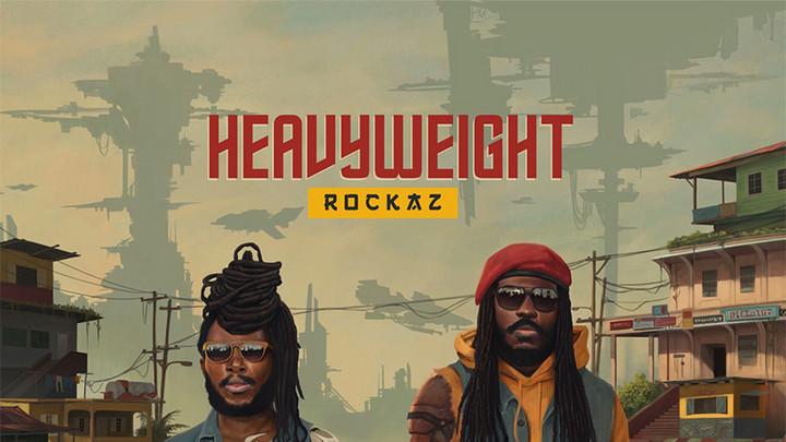Heavyweight Rockaz - Marijane [10/8/2021]