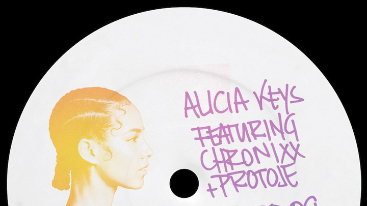 Alicia Keys feat. Chronixx & Protoje - Underdog (Remix) [3/27/2020]