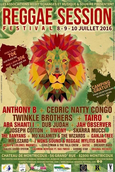 Reggae Session Festival 2016