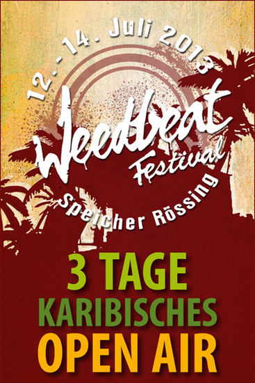 Weedbeat 2013