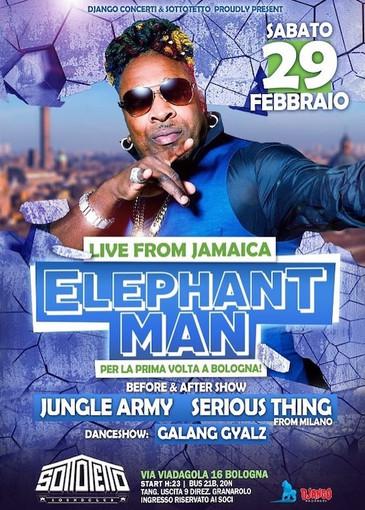 Elephant Man 2-29-2020