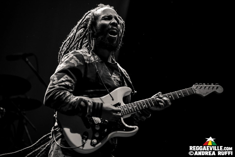 Ziggy Marley, New Kingston, Earth Beat Movement, Pokyman & Lukie FWD