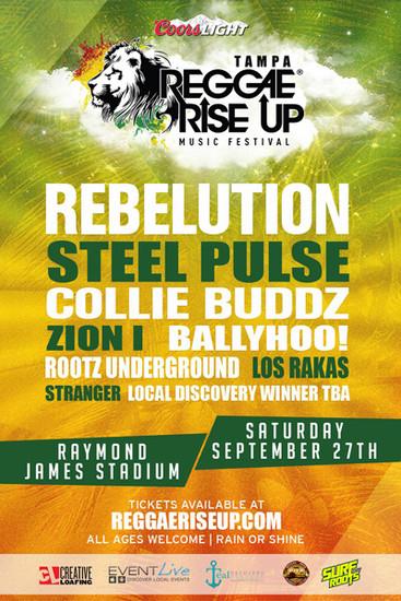 Reggae Rise Up 2014