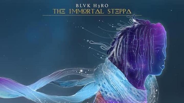 Blvk H3ro - The Immortal Steppa (Full Album) [2/15/2019]