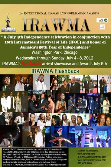IRAWMA 2012
