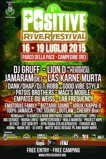 Positive River Festival 2015