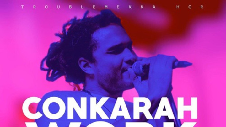 Conkarah - Work (Rihanna Reggae Cover) [4/29/2016]