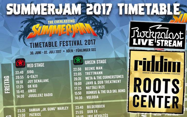 Summerjam Live