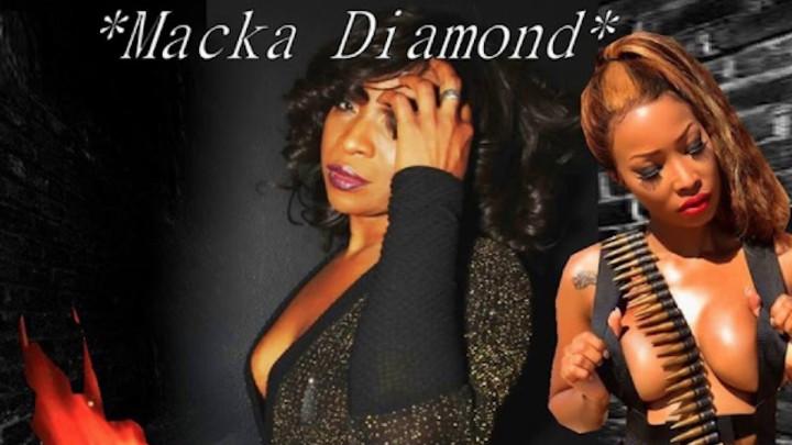 Macka Diamond - Bad Gal Sitten [11/24/2017]