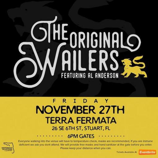 The Original Wailers 11-27-2020