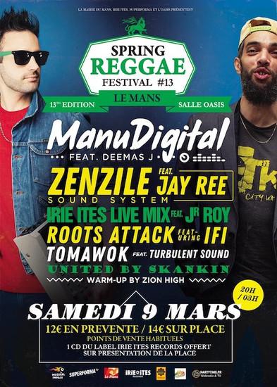 Spring Reggae Festival 2019