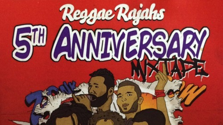 Reggae Rajahs - Vol.12 Strictly Dubplates 5 Year Anniversary Mix [3/6/2014]