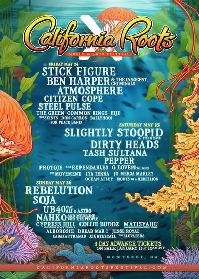California Roots Festival 2019