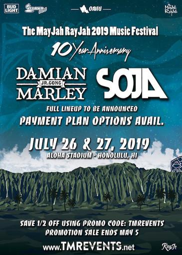 Damian Marley 7-27-2019
